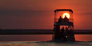 Chobe Chilwero Sundowner Cruise