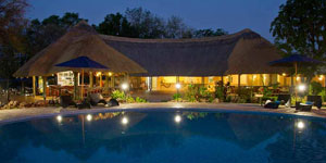 A Zambezi River Lodge Victoria Falls Accommodation