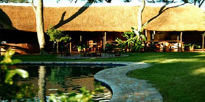 Hwange Safari Lodge Accommodation in Hwange Game Reserve