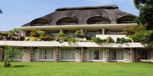 Ilala Lodge Exterior