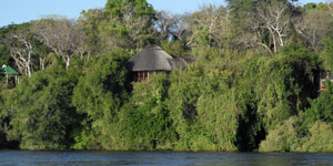 The River Club in Victoria Falls