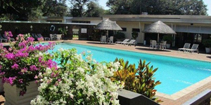 The Sprayview Hotel in Victoria Falls
